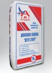 Шпаклівка ШТУК СУПЕР (14 кг)