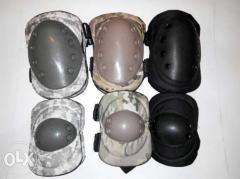 Защита тактическая - комплект (наколенники +