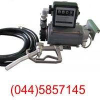 Pumps for gasoline and diesel fuel, 220, 60-80 l /