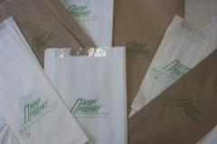 Packages paper, packaging.