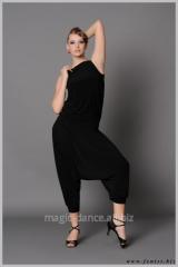 Wide trousers art.90 for modern dances