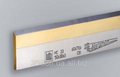Нож строгальный MC 33