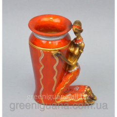 Afro-vase 10699