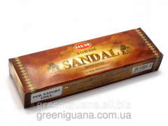 Bezosnovny aroma of Soham Sandal Dhoop Sticks