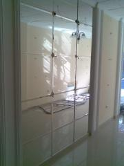 Mirror interior designs, mirror panels, mirror