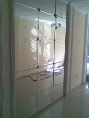 Mirror interior designs, mirror panels, mirror