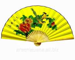 Fan bamboo and fabric (50 cm)