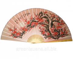 Fan wall in assortment (120 cm)