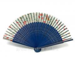 Fan silk and bamboo (18 cm)