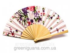 Fan silk and tree (23 cm)