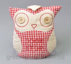 Door stopper Owl of 20х17х6 cm (DS6045)