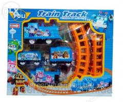 Railroad of Robokar Pauly 07-7010L 07-7010L
