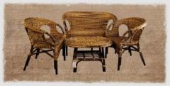 Мебель ротанговая - комплект для отдыха SE-44