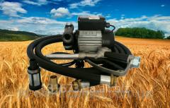 Комплект перекачки дизельного топлива Light Pump