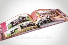 Printing photobook 20х30 (soft and firm cover)