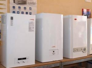 Системы автономного отопления. Газовые котлы