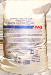 Calcium chloride 93% a powder, technical, granules