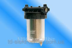 The filter separator of FG-100 diesel fuel, 5