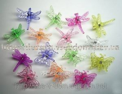 Clip for orchids (butterfly / dragonfly)