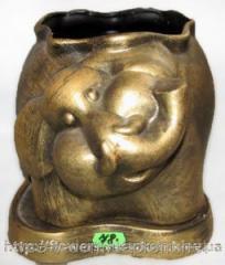 """Cache-pot """"A chubby elephan"""