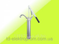 The barrel lever pump for Groz 44115 EPB/01 oils