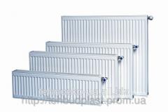 Radiator steel panel tip22 (RKKR); height is 500