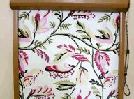 Rolleta fabric