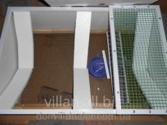 Ясли для цыплят Курочка Ряба (укрепленный корпус)