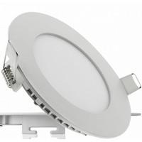 Светодиодный светильник врезной круг 6W 4000 К