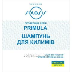 Shampoo for PR.CH.1 carpets