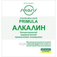 The high-concentrated alkaline degreaser ALKALIN