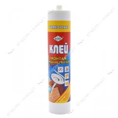Installation glue cartridge 430 gr Kiev