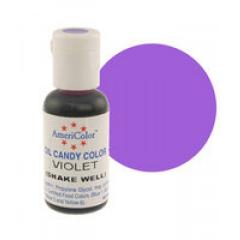 Краситель масляный AmeriColor Violet 18 г (цвет