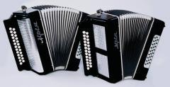 Mriya's accordion. Garmon_ya Mr_ya
