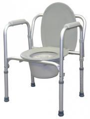 Кресла-туалеты в магазине