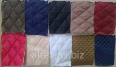 Thermoquilted fabrics