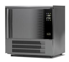 Cases refrigeratory of rapid cooling