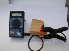 Wood hydrometer