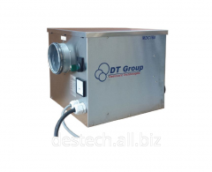 The adsorptive rotor dehumidifier of MDC160 air