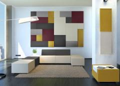 Panels acoustic MODUS