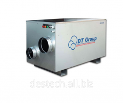 The adsorptive rotor dehumidifier of MDC800 air