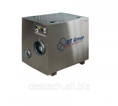 The adsorptive rotor dehumidifier of MDC2000 air