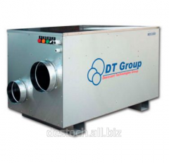 The adsorptive rotor dehumidifier of MDC3000 air