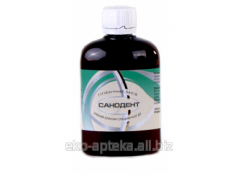 Elixir of tooth Sanodent, 100 ml
