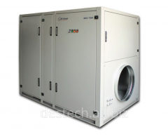 The adsorptive rotor dehumidifier of MDC7500 air