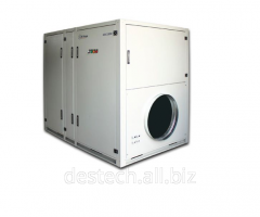 Industrial dehumidifier of MDC8000 air