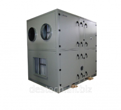 The adsorptive rotor dehumidifier of MDC18000 air