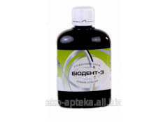 Elixir of tooth Biodent-3, 100 ml