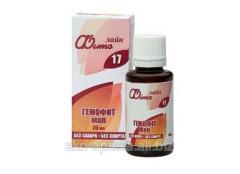 Drug of Gemofit of MAP, 30 ml