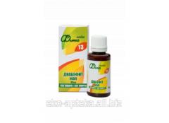 Drug of Diabefit of MAP, 30 ml